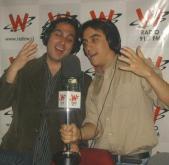 En la W con Chalo Araya