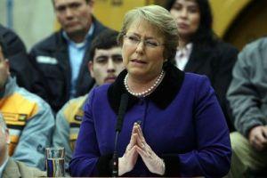 Foto Michelle Bachelet